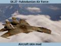 SK.27 -Yuktobanian Air Force-