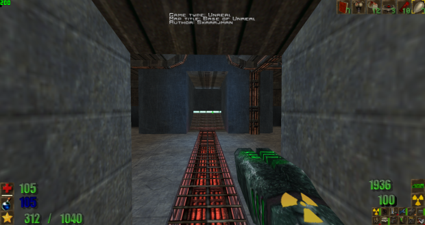 Unreal RPG GZDooM mod v1.89 Alpha