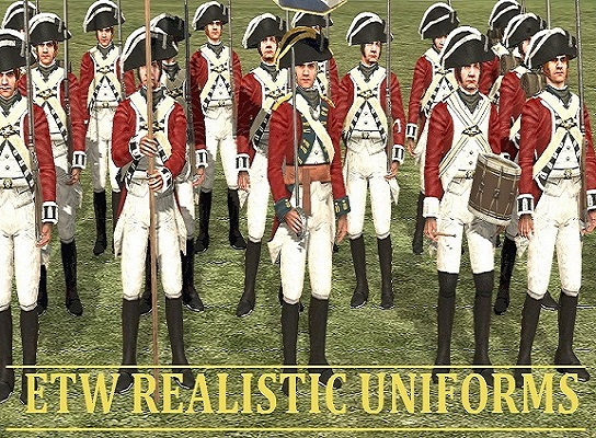 Realistic Uniforms V.1.0