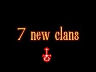7 New Clans Addon v2.5 for Clan Quest Mod 4.1