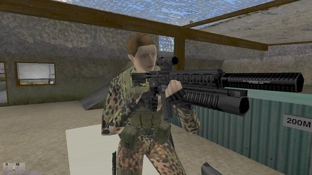 INF Coop Plus (Super Soldier)