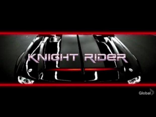 Knight Rider movie intro gta sa