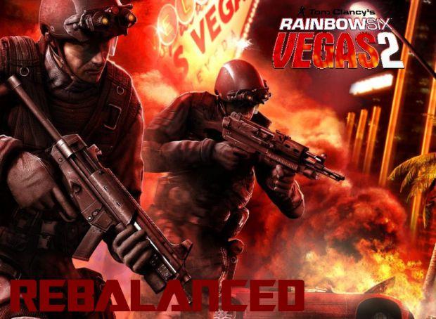 Rainbow Six Vegas 2 Rebalanced v1.01