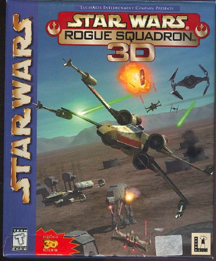 Star Wars Rogue Squadron Sound Track