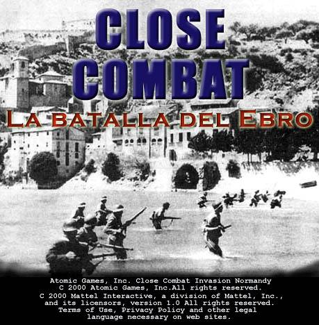 Close Combat V: La Batalla del Ebro Mod 2.0
