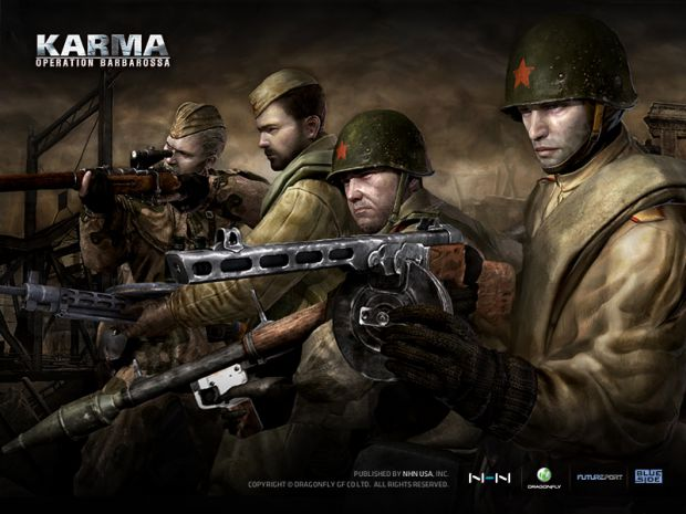 Karma: Operation Barbarossa wallpapers
