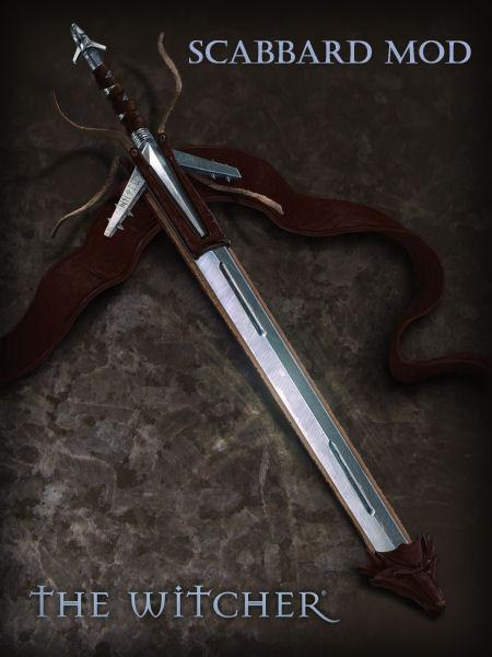Scabbard Mod ver 1.00 [outdated]