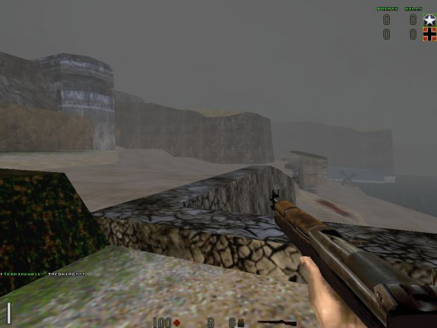 Modified Quake2 engine for DDay Normandy