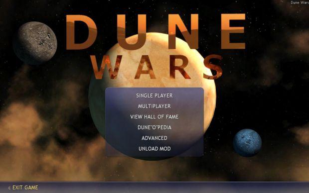 Dune Wars 1.7