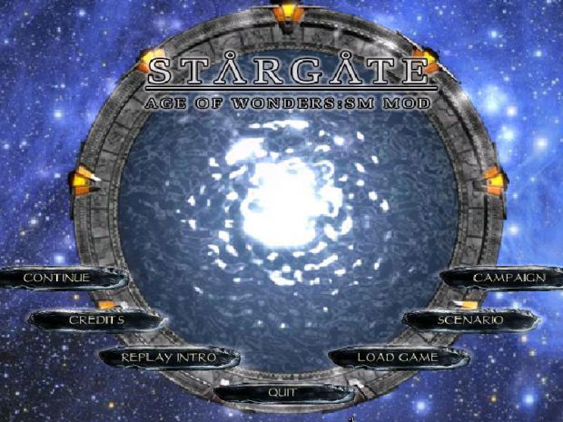 Stargate Beta Map