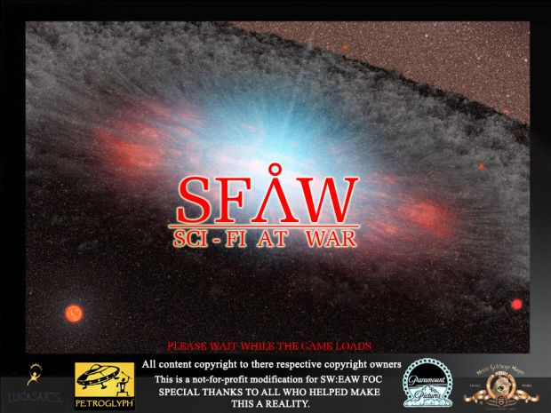 SFAW V0.4 - MUSIC PATCH  ( outdated)
