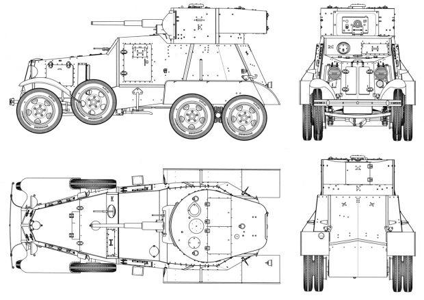 Tank Blueprints 2