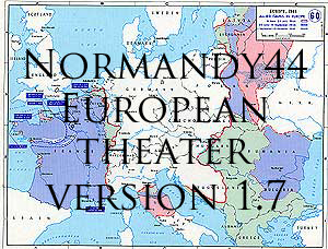 [OUTDATED] European Theater: 1944 ver. 1.7