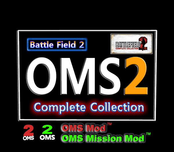 = BF2-One Man Show 2 Mod Complete Collection =