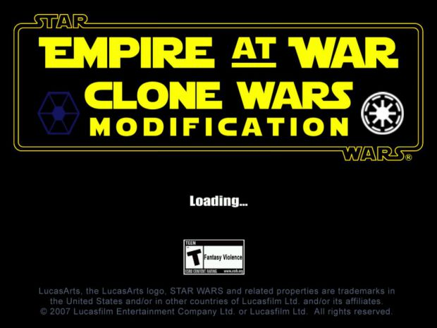 Star Wars - Clone Wars (version 3.0)