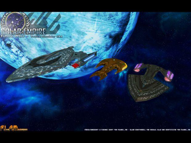 SINS Future Wars - Tactical Simulator - a0.4