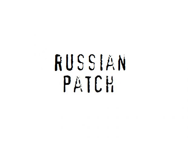 Russian Patch