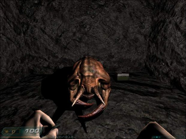 Quake 1 monsters (doom 3)