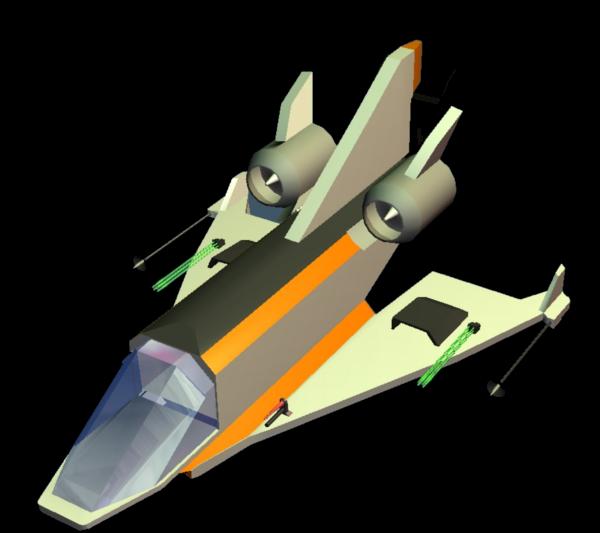 M40 X pro A.C.E game, screensaver
