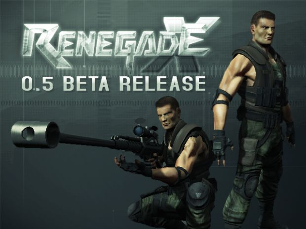 Renegade-X v0.50 Beta Full (OBSOLETE)