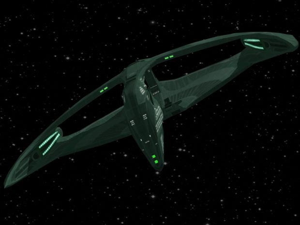 RSE DDeridex class Warbird (Refit)