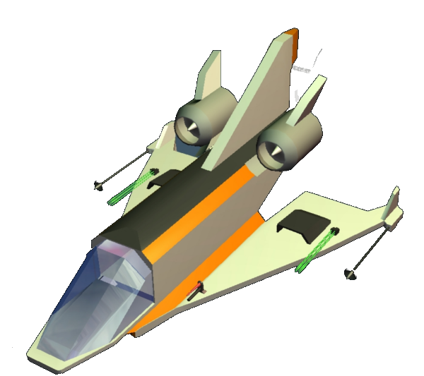 M40 X pro A.C.E game (a sort of beta/test version)