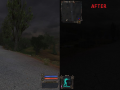 Darker Nights on Static Lighting