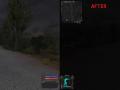 Darker Nights for Static Lighting