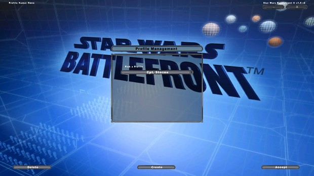 Battlefront 2004 Theme
