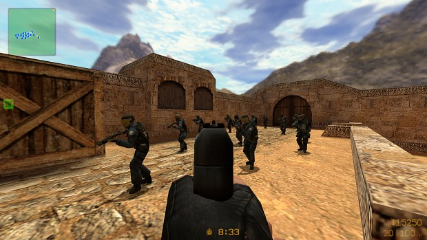 Counter-Strike: Source Edition - Source Engine - Steam Release 1.0 - W.I.P.