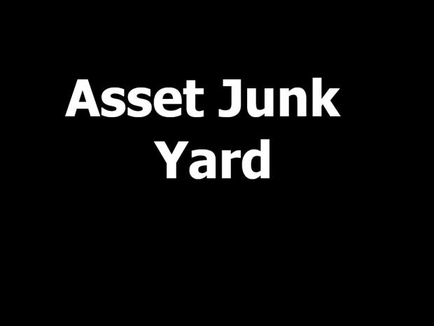Custom Asset Pack Scrap Yard