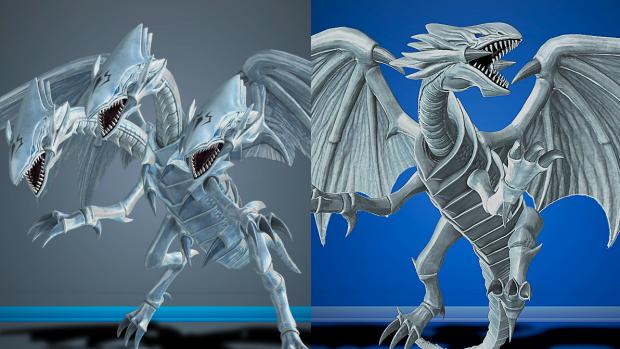 Jump Force 3D Models
