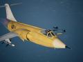 F-104 Starfighter - Number 2 Pencil
