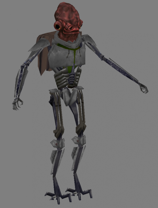 Commander Karbin (for modders)