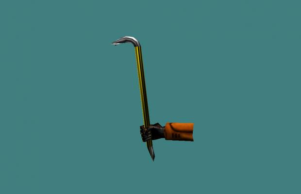 Yellow Crowbar