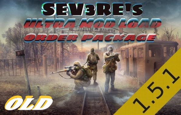 SEV3RE's OlderModLoadOrderPack=BLINDSIDE & BAS-EDITION [1.5.1]