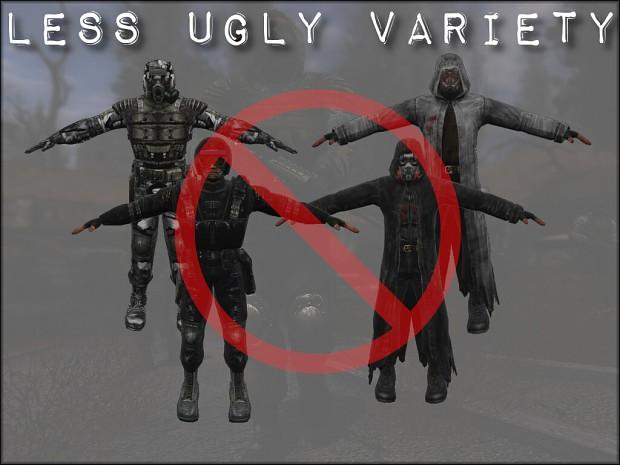 Less Ugly Variety