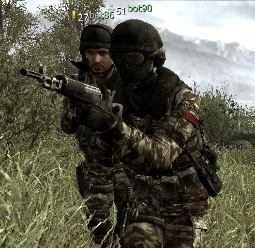 Call of Duty Modern Warfare 3 PeZBOT