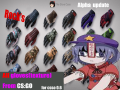 Rock's Gloves pack for csso{Update}