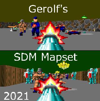 Gerolf's 2021 SDM Mapset