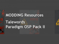 M&B:Warband Assets - Paradigm Worlds selection   part II