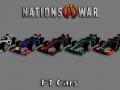 Nations at War F1 Cars.