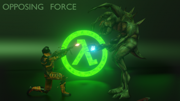 Half-Life Custom - opposing force