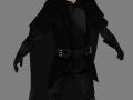 Dark Empire Luke Skywalker (for modders)