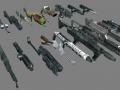SWG Blaster Carbines (for modders)