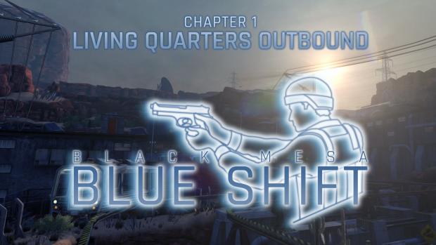 Black Mesa: Blue Shift - Chapter 1: Living Quarters Outbound