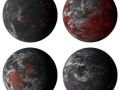 Volcanic Planet Pack 01