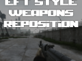 EFT Style Weapons Re-position