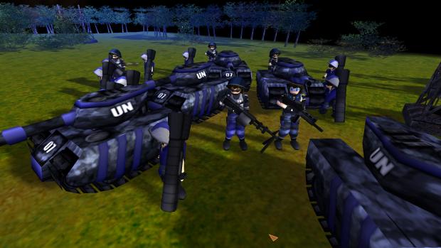 assault command v3