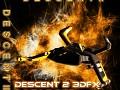Descent 2 3Dfx DOS v1.06b no ship bobbing no cd